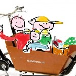 bakfiets vol