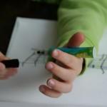 tekening maken